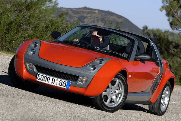 Roadster (452.4) (2003-2005)