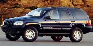 Jeep Grand Cherokee (WG/WJ) (1992 - 1999)