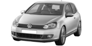 Volkswagen Golf VI (5K1) (2009 - 2012)